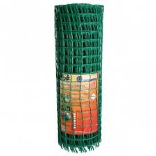Садовая сетка квадратная 83х83 (1х20м) зеленая