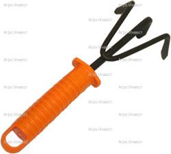 Рыхлитель 3-х зуб. HG0388С пластиковая ручка
