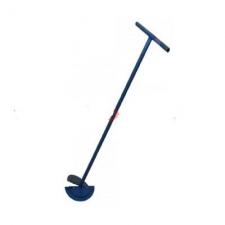 Бур садовый 1метр (толщина стенки трубы 1,2мм)