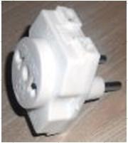 Разветвитель РВ10-001 белый 3гн