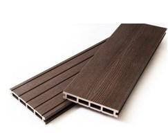 Террасная доска «MALIBU – 3D» Шоколад (25*150*4000мм)