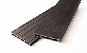 Террасная доска «MALIBU – 3D» Венге (25*150*3000мм)