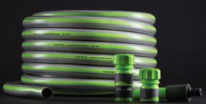 """Шланг поливочный """"ОЭЛИД Супер премиум"""" с набором коннекторов 3/4 20м"""