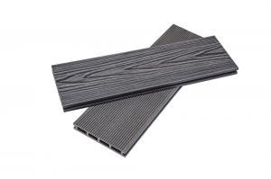 Террасная доска «КЕДР» мелкий вельвет Серый дым (25*150*3000мм)