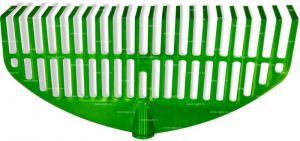 Грабли веерные пластмассовые 22 зуба 440мм (010819) в коробке