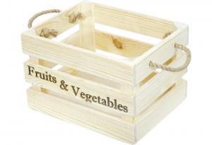 Ящик деревянный малый 230*290*190мм
