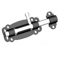 Задвижка ЗД-100 КР полимер.