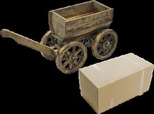 Телега мини (эконом)