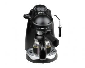 Кофеварка ENERGY EN-603,вместимость 1-4 чашки