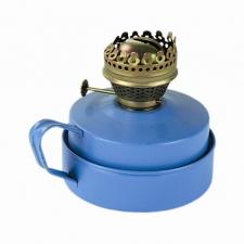 Лампа керосиновая крашенная без стекла 0,5л