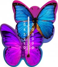 """Термометр """"Бабочки"""" на липучке"""
