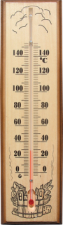 Термометр для сауны 80*300мм ТС №1