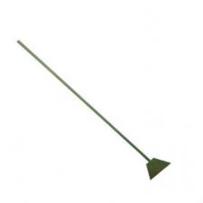 Скребок для льда 200мм. с метал ручкой  (порошковая окр)