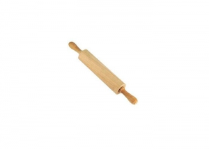 Скалка малая вращающиеся ручки БУК (40см)  Россия