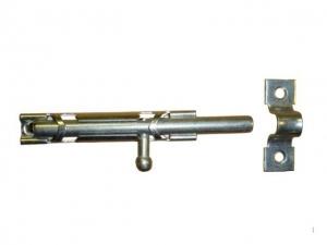 Шпингалет-задвижка ЗТ-82 оксид.