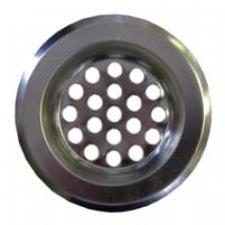 Сеточка для водослива металлическая