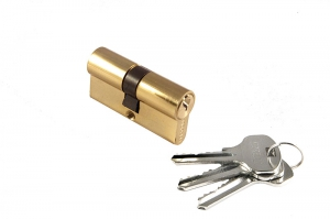 Цилиндрический механизм 60 (зол.ключ-ключ)