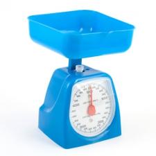 Весы кухонные механ. 5кг с чашкой