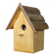 Домик для птиц (тип1) 250*240*340мм