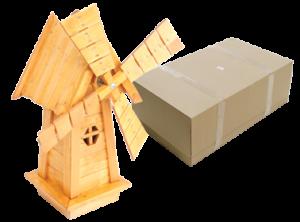 Мельница декоративная малая