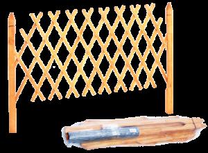 Шпалера деревянная малая №1 (1300*45*1000мм)