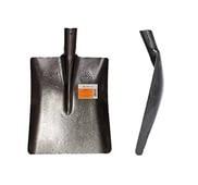 Лопата совковая песочная (тип1) рельсовая сталь М2.1