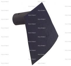 Мотыга радиусная 200мм б/ч МУ-200