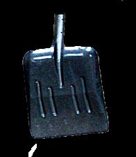 Лопата породная (уборочная) рельсовая сталь