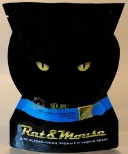 """Приманка отравленная """"Rat&Mouse""""  от черных и серых крыс  /норат тб (150гр)"""