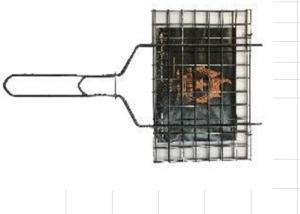 """Решетка для барбекю """"Эконом"""" плоская 290*175мм"""
