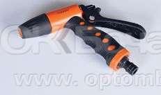 Пистолет поливочный с метал наконечником 1/2- 3/4 MD602