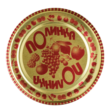 """Крышка СКО 1-82  """"Полинка"""""""