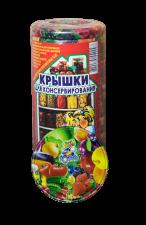 """Крышка ТВИСТ-офф 82 """"Полинка""""литография"""